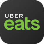 Order through Uber Eats