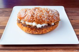 Smores Croissant Sandwich